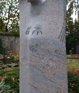 Grabmalstelle aus Bararp