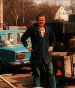 Carl-Heinz Mettig um 1988